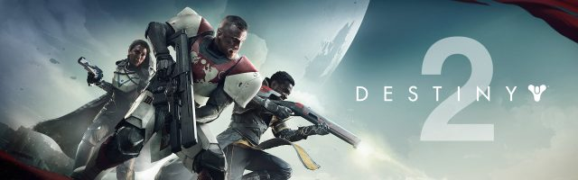 Destiny 2, charity stream