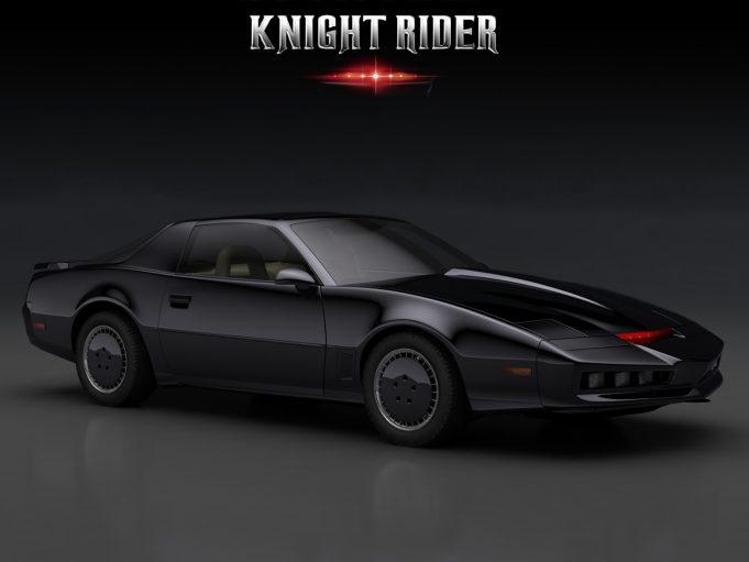 KITT from Knight Rider