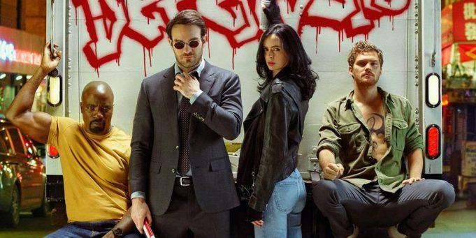 Defenders, Netflix, MNU