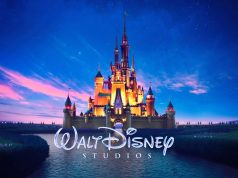 Disney, castle, logo
