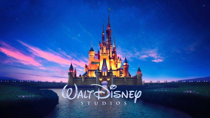 Disney, castle, logo