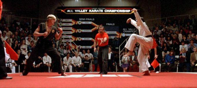 Karate Kid, Russo
