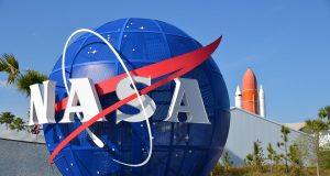Nasa, globe, iconic, arty
