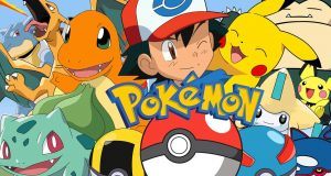 Pokemon, Friends, title, group, movie