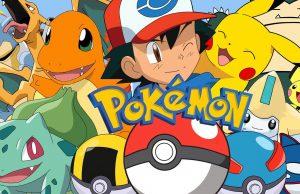Pokemon, Friends, title, group, movie