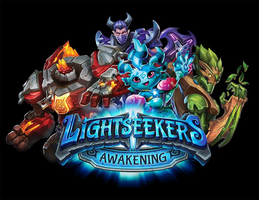Lightseekers app