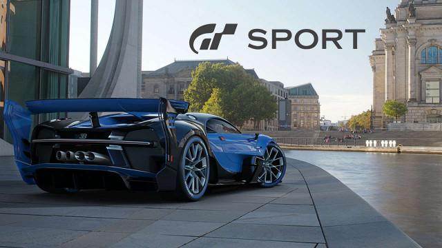 GT Sport Demo, GT Sport