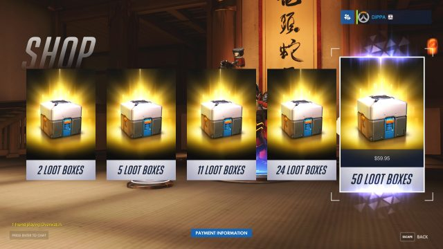 Loot Boxes