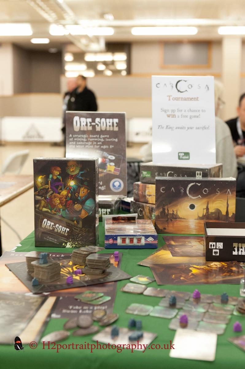 Airecon 2018, Ore-some, Dim Carcosa