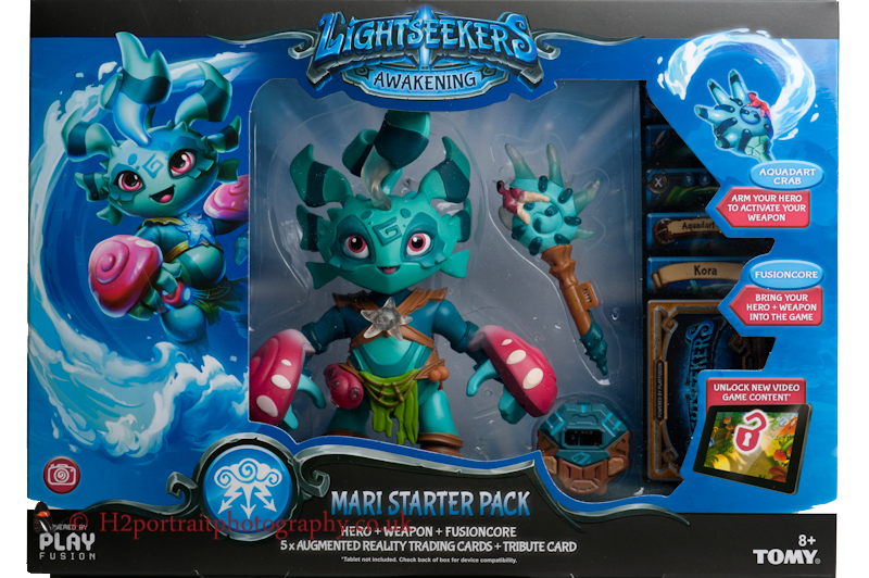 Kora the Mari, Lightseekers toy