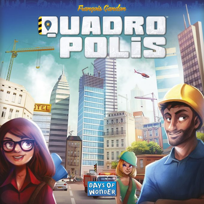Quadropolis box cover